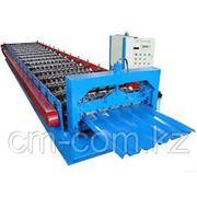 Профилегибочный станок для производства профнастила zsw26-205-820 (1025mm) фото