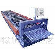 Оборудование для производства профнастила zsw 26-207-828(1000mm) фото