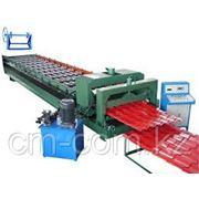 Профилегибочный станок для производства металлочерепицы zsw 28-207-828 (1025) фото