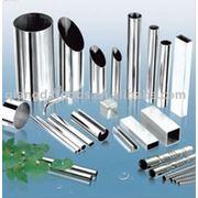Полирование нержавеющих алюминиевых труб различных диаметров под различные классы поверхностей. фото