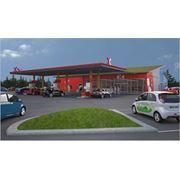 Монтаж автозаправочных станций поставка оборудования для АЗС фото