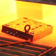 Термообработка и порезка металла фото