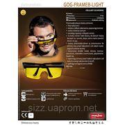 Очки защитные GOG-FRAMEB-LIGHT фото