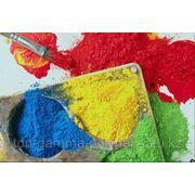 Полимерная порошковая краска фотография