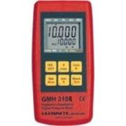 Манометр измерения двойного давления GMH 3156-ex с встроенным сигнализацией и функцией регистратора данных фото