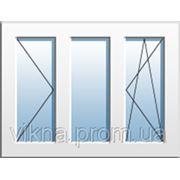 Купить в Киеве окна WDS WDS-400. двух. энергосб. фото