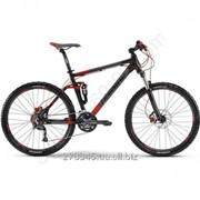 Велосипед MTB Haibike Attack FS 26 47см фото