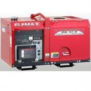 Дизельный генератор Elemax SH11D фото