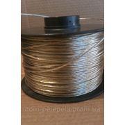 Трос металлополимерный-2.5-100м