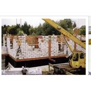 Строительство и ремонт зданий. фото