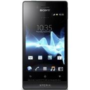 Sony Xperia Miro ST23i (black) фото