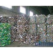 Закупка и реализация макулатуры металлолома полиэтилена бутылок ПЕТ фото