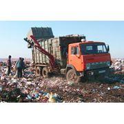 Вывоз негабаритных отходов фото