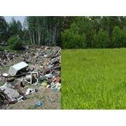 Приёмка и захоронение промышленных и строительных отходов фото