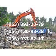 Вывоз строительного мусора Донецк. фото