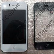 Замена стекла на iPhone 3g / 3gs фото