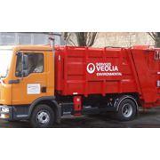 Вывоз строительных и негабаритных отходов контейнерами ёмкостью11м3 15 м323м3 36м3. фото