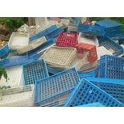Закупка вторсырья пластик поликарбонат сотовый полимеры фото