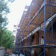 Будівельне риштування «ЕНЕЙ-40» фото