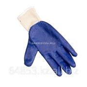 Перчатки нитриловые ПЕР058 фото