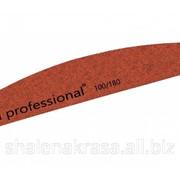 Пилка для ногтей Half-Brown 100-180 фото