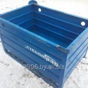 Металлический контейнер фото