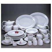 Прокат(аренда)фарфоровой посуды,стекла,столовых приборов фото