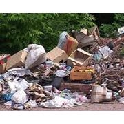 Вывоз производственных отходов фото