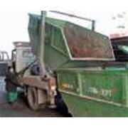 Вывоз и захоронение производственных отходов фото