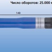 Угловая шлифовальная машина PWSA 1/250 Число оборотов: 25.000 мин-1 / Мощность: 110 Ватт фото