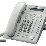 Цифровые системные аппараты Panasonic KX-DT321 фото