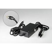 Автоадаптер(зарядное, блок питания) в машину для ноутбука ASUS K40, K50, A6, F2, F3, W5, U5 Series, ACER Aspire, Ferrari (5.5x2.5mm) 90W TOP-DT02CC фото