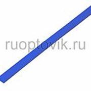 8. 0 / 4. 0 мм 1м термоусадка синяя REXANT фото