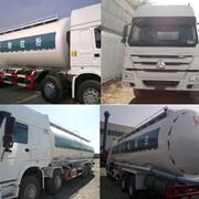 Цементовоз Howo ZZ3137N4646V фото