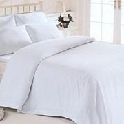 Пошив постельного белья на заказ для гостиниц, санаториев из ткани по Вашему выбору фото