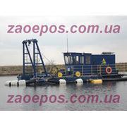 Земснаряд с дизель-электрическим приводом ЭПОС ЗС-200Д фото
