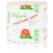 Туалетная бумага М/К без гильзы. Туалетная бумага однослойная фото