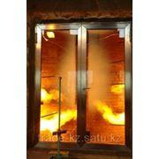 Огнестойкие двери. фото