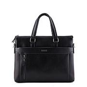 Чёрная мужская сумка Bradford фото