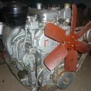 Двигатель ЯАЗ-204 фото