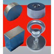 Постоянные магниты для электротехнических изделий фото