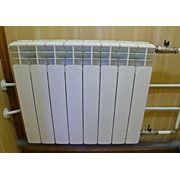 Индивидуальные системы водяного отопления. фото