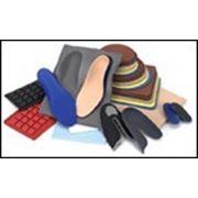 Стельки для обуви, материал для изготовления стелек фото