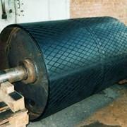 Капитальный ремонт конвейерных барабанов фото