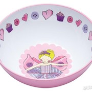 Миска меламиновая Miniamo Fluttercup Kitchen Craft 15,5см (104038) фото