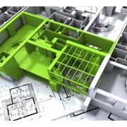 Дизайн интерьеров квартир, домов, офисов и прочих помещений. 3D-проектирование фото