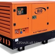 Генератор дизельный RID 60 S-SERIES 146065 фото