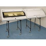 УФ камера для хранения стерильного инструмента ПАНМЕД-1Б (970мм) со стеклянной сектор-крышкой фото