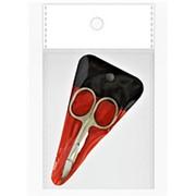 Ножницы 491073 NS 011 Merilin sm_9 маникюрные в PVC в уп.12 шт. ( цена за 1 шт.) фото