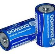 Батарейка 030535 D R 20 S_2 Daewoo (030245) Super Havy Duty (1.5v) (уп.24 шт.) бочка фото